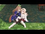 Гиперпространственная Нептуния / Choujigen Game Neptune the Animation - 4 серия (VictoryFI & Tina )