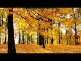 «Природа( осень)» под музыку Юра Шатунов - Медленно Уходит Осень. Picrolla