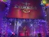 WCW NITRO 17.04.2000 - Титаны Рестлинга на канале ТНТ / Николай Фоменко