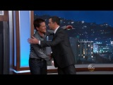 Kimmel - 2013.11.07 - Rob Lowe, Columbus Short, (Nine Inch Nails)