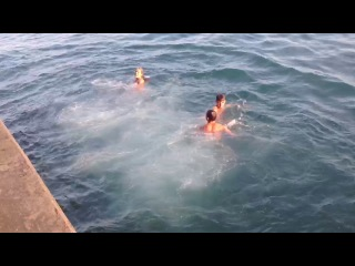 Крим 2013. Перший стрибок