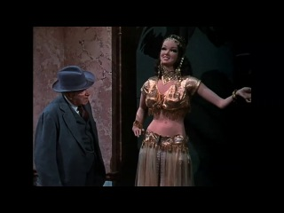 ► Дом восковых фигур / House of Wax 1953 [HD 720]