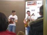 ТриДеБэнд в Буквоеде (9.11.2013)