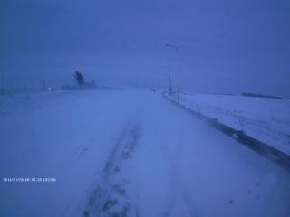 зима 2014 трасса Ростов- Новошахтинск