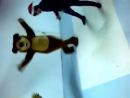 Шрек танцует лезгинку