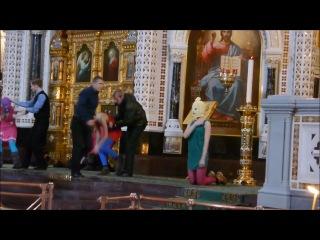 Pussy Riot. Богу нравится, как я танцую!