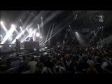 Rammstein & Marilyn Manson - Beautiful People (live @ Echo 2012)
