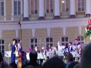 Московский джазовый оркестр п/у Игоря Бутмана и Fantine - Georgia On My Mind