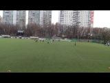 Тушино-27.10.2013-наш 3 гол-Никифоров Никита