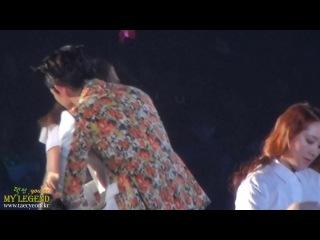 "fancam 140325-26 | 2РМ - NEXT Generation (Taecyeon Focus) | 2PM Arena Tour 2014 ""Genesis of 2PM"" - Tokyo"