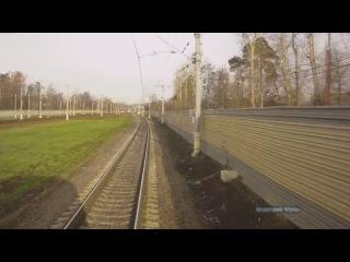 Девушка попала под поезд