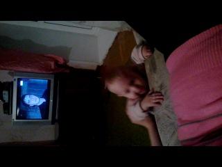 Киря-Денс под музыку Камеди клаб