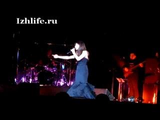 Сольный концерт певицы Зары в Ижевске