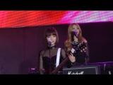 131116 AOA Black - Moya @ Sundown Festival