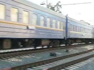 ЧС4-086 з поїздом №359 Київ-Львів