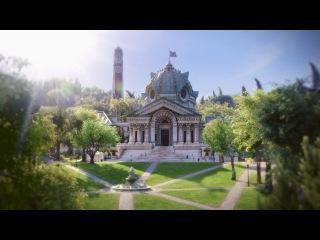 Первый телеролик мультфильма «Университет Монстров»