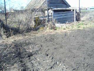 Мотоблок Агрос, фрезерование почвы