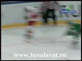 КХЛ 5 сезон! 21.11.2012 г. ХК Салават Юлаев (Уфа) 4 : 1 ХК Спартак (Москва)