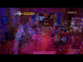 [PERF] SNSD - [091224] MBC Radio Star Christmas Special Folk Concert - Way Back Into Love