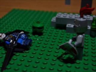 LEGO Битва с Дракулой Remake