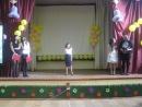 Мое выступление в школе! на 8 марта!