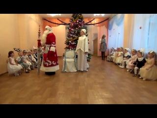 утренник в дет.саду 297 - Новый год(декабрь 2013)