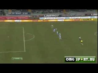 Удинезе 0-0 Наполи 25 февраля 2013 года