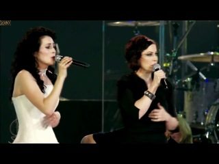 Somewhere - The Best Duet Ever(Концерт Within Temptation)