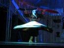 Египет, 2009 год. Шоу 1001 ночь. Национальный танец с юбкой.