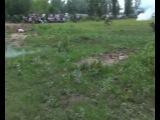 Показуха на День ВДВ 02.08.2013