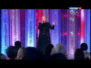 Людмила Сенчина - Любовь и Разлука (Субботний вечер. 22.02.2014)