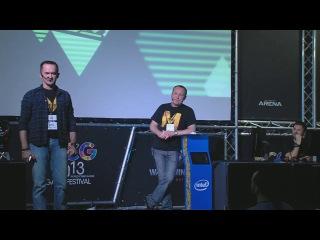 Выступление Андрея Прохорова и Андрея Ткаченко из 4A Games на GamesNight Kyiv
