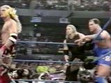 WWF SmackDown! 05.10.2000 - Мировой Рестлинг на канале СТС / Всеволод Кузнецов и Александр Новиков