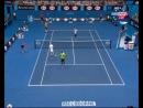 Australian Open 2014 Турнир Легенд Мансур Бахрами Седрик Пьолин Пэт Кеш Матс Виландер