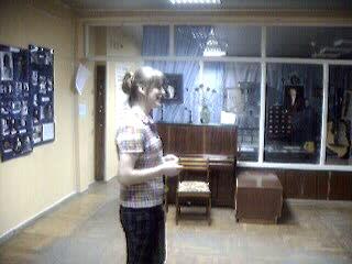 Рита Дронова про автобус на Фанере в музее Башлачева