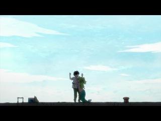 Namiuchigiwa no Muromi-san / Пляжные приключения Муроми - 1 серия | Nuriko & Shoker [AniLibria.Tv]