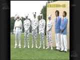 Gaki no Tsukai #960 (2009.06.21) — Team Challenge (Dog Run)