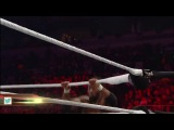 WWE Monday Night RAW 18.11.2013 Kofi Kingston & The Miz vs. The Real Americans