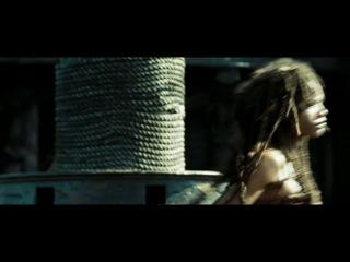 Джек раскачивает корабль (Пираты Карибского моря. На краю света. Фрагмент).