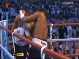 Дерек Чисора – Дэнни Уильямс / Dereck Chisora vs Danny Williams - Full Fight
