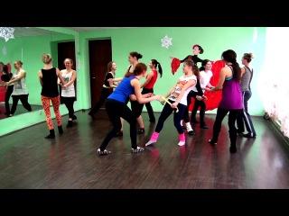 Характерный народный танец  для детей от 5  до 10 лет  Часть 1