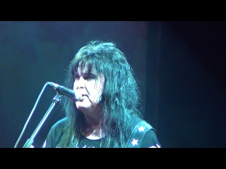 W.A.S.P. - Heaven's Hung in Black (Live)