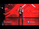 X Factor Kazakhstan - Серик Ирмаганбетов - Sexy Back