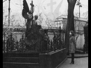 Надгробный памятник П. И. Чайковскому в Некрополе Мастеров искусств. Сюжет для передачи