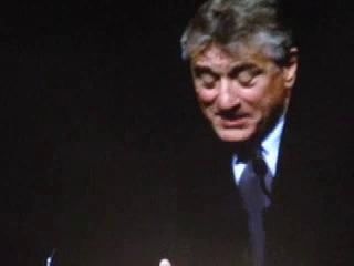 Robert DeNiro honors Meryl Streep at NYFS Gala