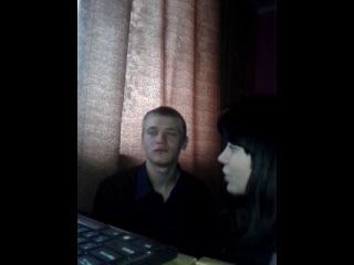 Алексеева и Бабин Вадим,подготовка к концерту