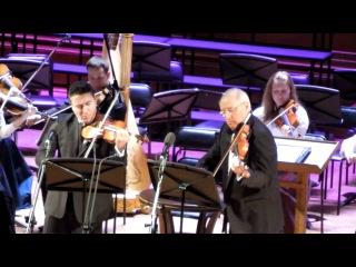 Бах  Максим Венгеров (скрипка) Ворона(скрипка)