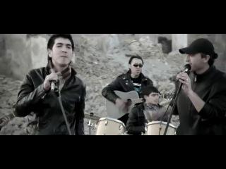 Таджикская Рок группа! Vazir!