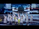 БИТВА ХОРІВ/БИТВА ХОРОВ :Хор Винницы (Олег Скрипка) - Весна(Олег Скрипка cover) /Clash of the Choirs Ukraine/1+1/15.12.2013