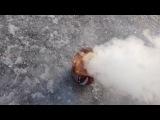 Кустарная дымовая шашка 2